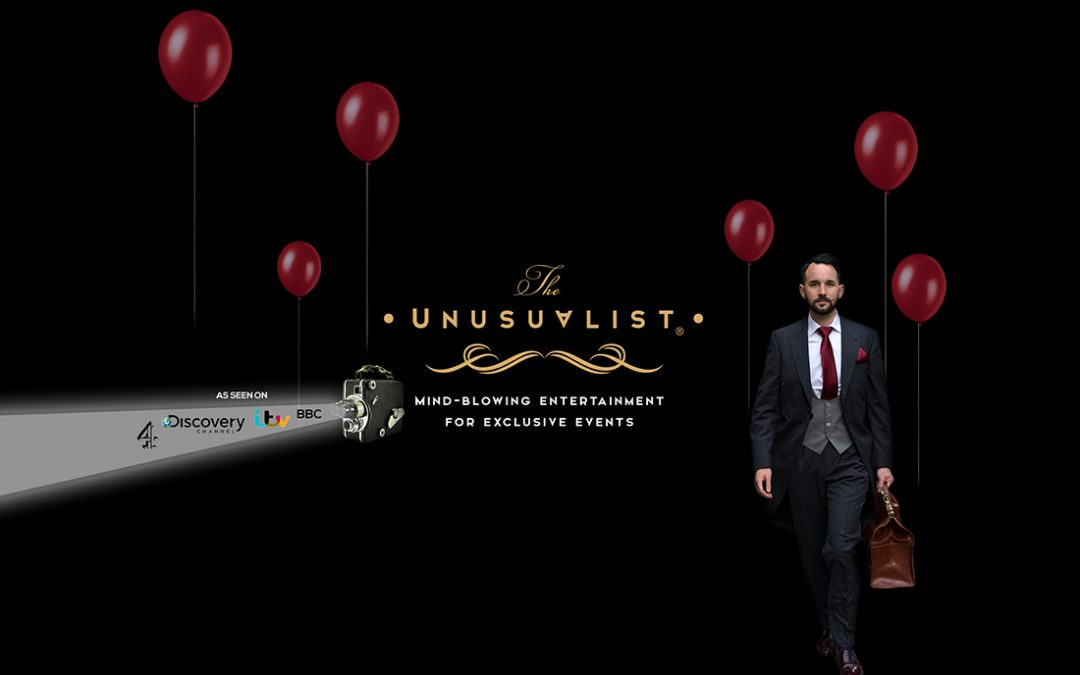 New client – The Unusualist
