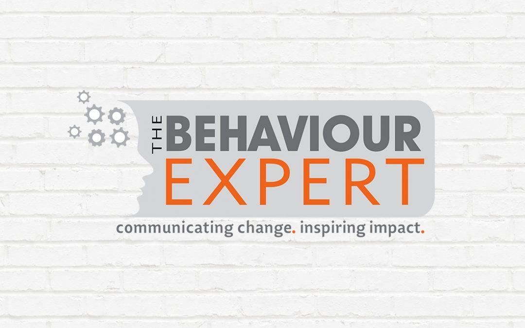 New client – The Behaviour Expert
