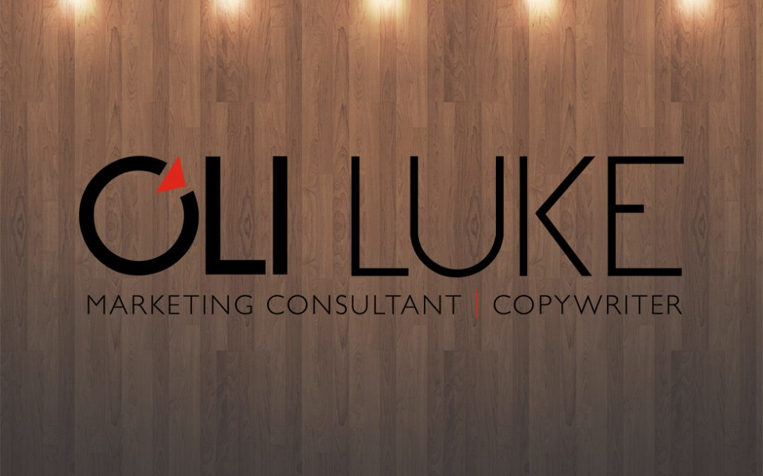 New client – Oli Luke