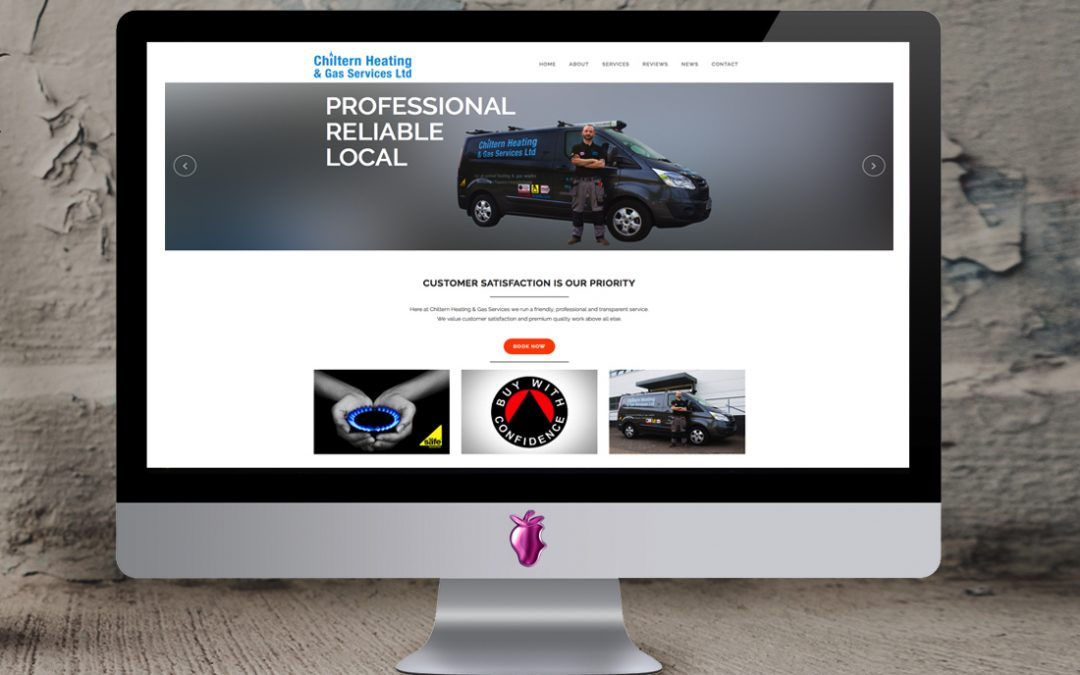 Chiltern Gas website is LIVE!