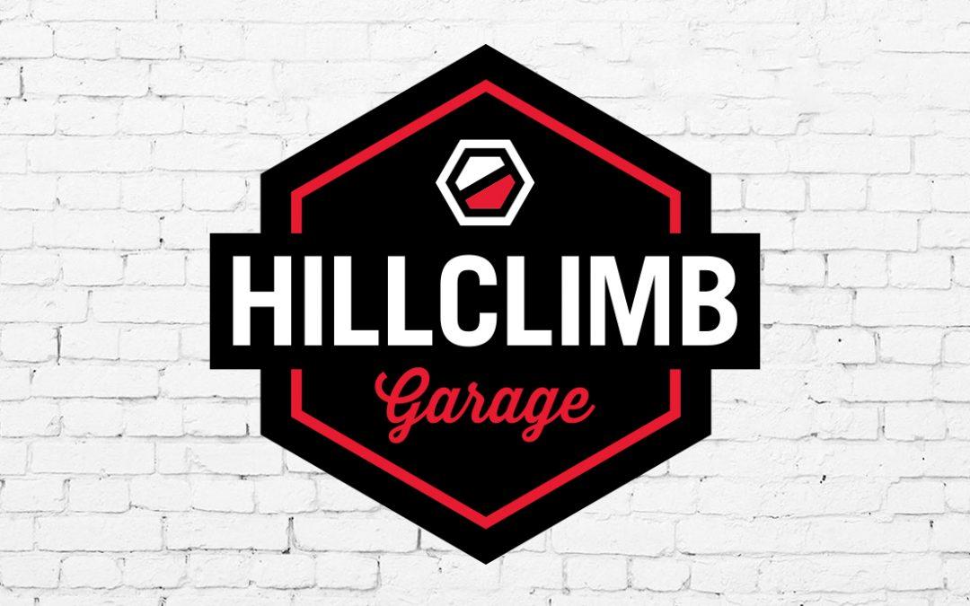 NEW CLIENT – Hillclimb Garage