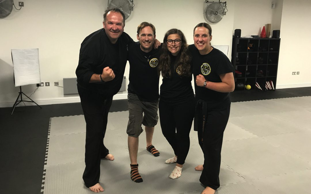 Kick-Ass videos with Tring Martial Arts