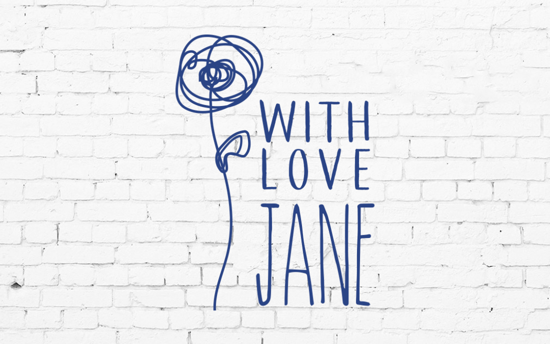 With Love, Jane – Website Live