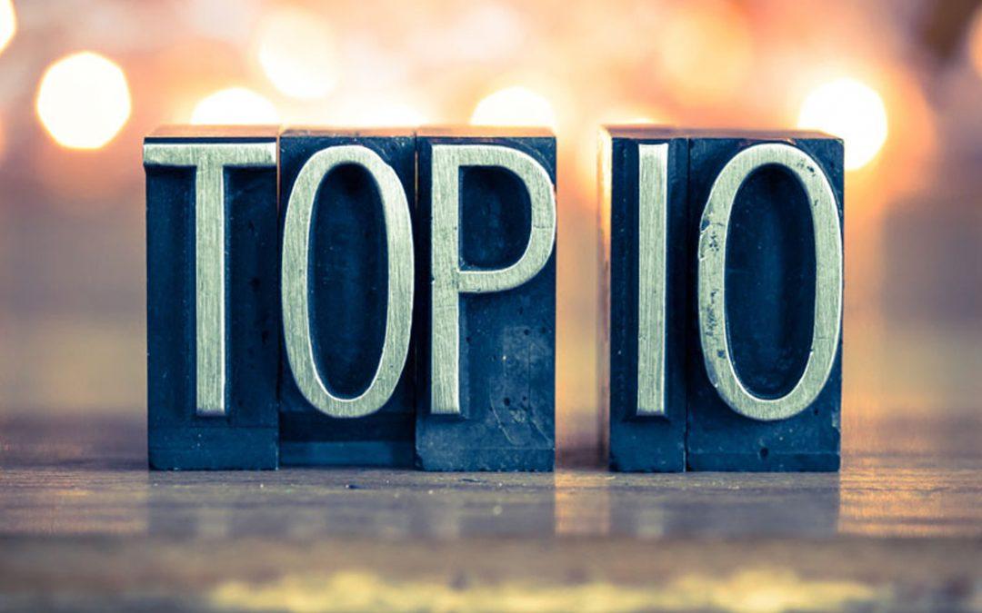 We're in the top 10 best marketing agencies!