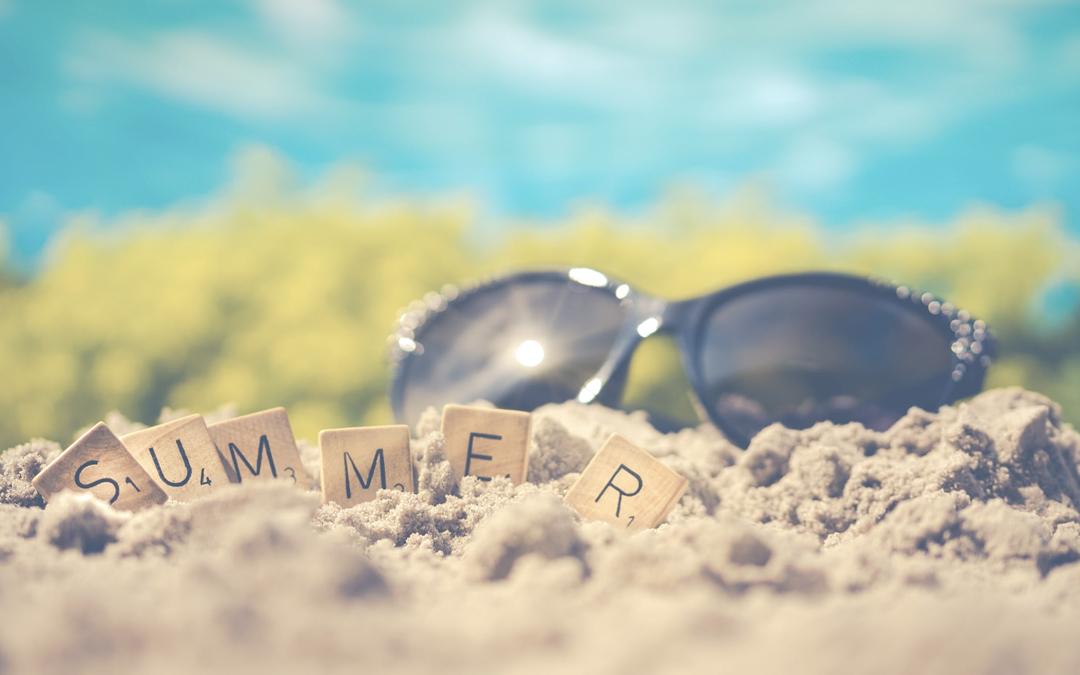 Summer, summer, summertime!